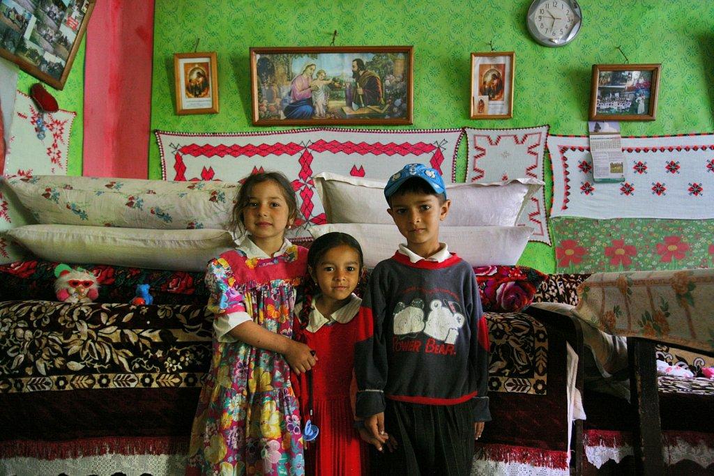 Gipsy family